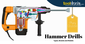 Hammer Drills, Why are they different? – ToolTalk by Tooldunia.