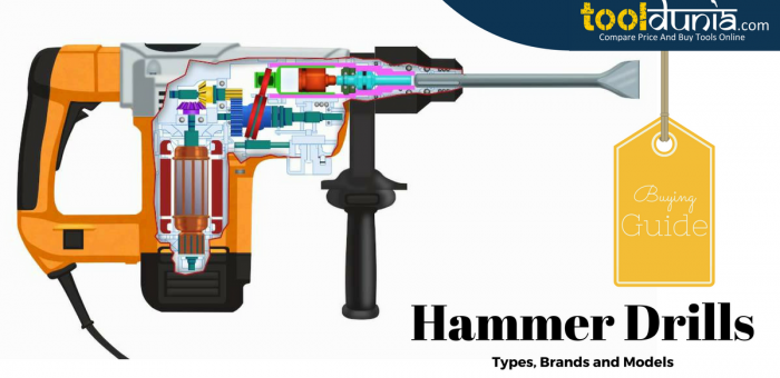 brands of hammer drills in india