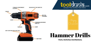 Rotary hammer drill machine : 6 things to consider before buying one in India.