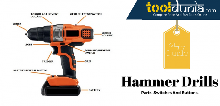 hammer drills buying guide, research
