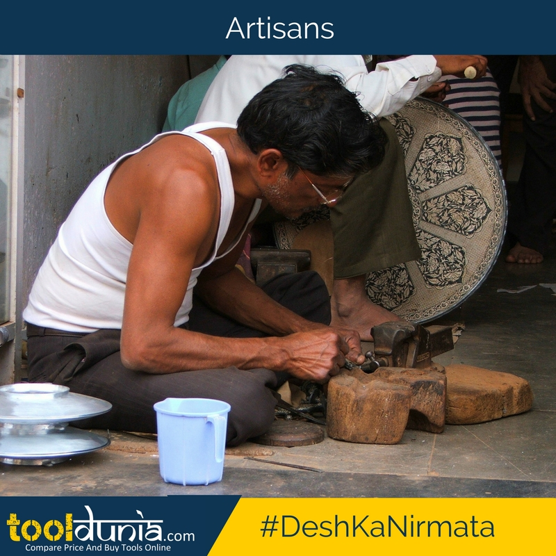 Artisans, handicraft India - Tooldunia.com - helps in developing india