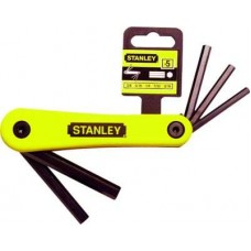Stanley 69-261-22 Folding Allen Key Set  Allen Keys - prices of tools from flipkart, amazon, snapdeal, tolexo, industrybuying, moglix