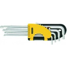 Stanley 94-163-23 Allen Key Set  Allen Keys - tooldunia