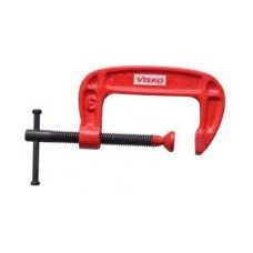 VISKO C-clamp (14 cm)  Clamps - prices of tools from flipkart, amazon, snapdeal, tolexo, industrybuying, moglix