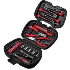 Bosch - Skil F.002.H80.018 Hand Tool Kit  Top Must Have Tool Kits. - prices of tools from flipkart, amazon, snapdeal, tolexo, industrybuying, moglix