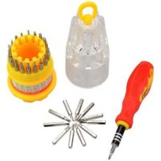 Jackly 31in1 Ratchet Screwdriver Set  Screwdriver - prices of tools from flipkart, amazon, snapdeal, tolexo, industrybuying, moglix