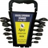 Ajay A100-6W Double Sided Open End Wrench Set