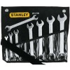 Stanley 1-87-718 Double Sided Open End Wrench Set