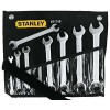 Stanley 87-712 Double Sided Open End Wrench Set
