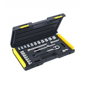 Stanley - Mechanic Tools Kit - 1-89-035 Metric Socket Set (24 PC)