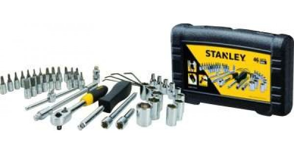 Best Price Of Stanley Stmt727948 46 Piece 1 4 Drive Metric