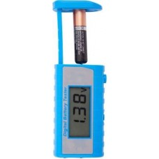 Smiledrive Percentage Display Digital Battery Tester  Battery Testers - tooldunia