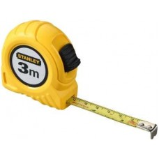 Stanley STHT30436 measurement tape  Measuring Tapes - prices of tools from flipkart, amazon, snapdeal, tolexo, industrybuying, moglix