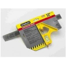 Stanley 46-028 Combination Square  Measuring Squares - prices of tools from flipkart, amazon, snapdeal, tolexo, industrybuying, moglix