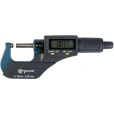 Yuzuki Outside Electronic Micrometer 0-25MM  Outside Micrometer - tooldunia