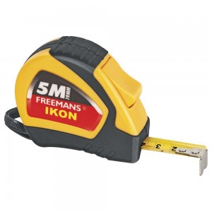 Freemans IK519 Ikon 5 m:19 mm Measuring Tape