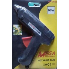 Mega MP-GG60 Standard Temperature Corded Glue Gun  Glue Guns - prices of tools from flipkart, amazon, snapdeal, tolexo, industrybuying, moglix