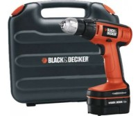 Black & Decker EPC12K2-B1 Pistol Grip Drill