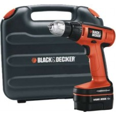 Black & Decker EPC12K2-B1 Pistol Grip Drill  Top Power Tools - tooldunia