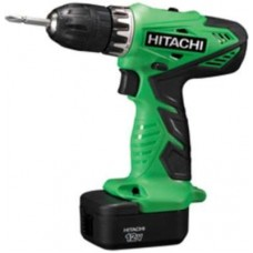 Hitachi DS12DVC Pistol Grip Drill  Power Drills - prices of tools from flipkart, amazon, snapdeal, tolexo, industrybuying, moglix