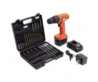 Black & Decker CD121K50 Power & Hand Tool Kit