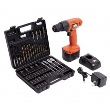 Black & Decker CD121K50 Power & Hand Tool Kit  Top Must Have Tool Kits. - prices of tools from flipkart, amazon, snapdeal, tolexo, industrybuying, moglix