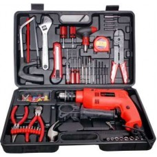 Gauba 13 mm Drill Machine Power & Hand Tool Kit  Power Tool Kits - prices of tools from flipkart, amazon, snapdeal, tolexo, industrybuying, moglix