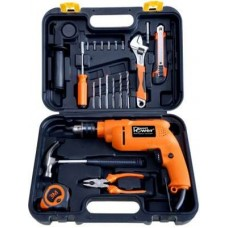 Planet Power PTK700 Power & Hand Tool Kit  Power Tool Kits - prices of tools from flipkart, amazon, snapdeal, tolexo, industrybuying, moglix