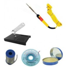 Easy Electronics Kit 25 W Soldering Iron  Soldering Irons - prices of tools from flipkart, amazon, snapdeal, tolexo, industrybuying, moglix