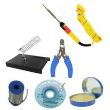 J-Tron Kit 25 W Soldering Iron  Soldering Irons - prices of tools from flipkart, amazon, snapdeal, tolexo, industrybuying, moglix
