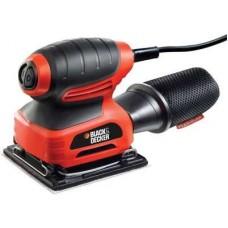 Black & Decker KA400-IN 1/4 inch Sheet Random Orbital Sander  Random Orbital Sander - prices of tools from flipkart, amazon, snapdeal, tolexo, industrybuying, moglix
