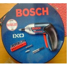 Bosch IXO 3.6 V Screwdriver Collated Screw Gun  Screw Guns - tooldunia