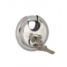 Europa Disc Padlock Twin Pack P-390 Tw Ss  Door Locks - prices of tools from flipkart, amazon, snapdeal, tolexo, industrybuying, moglix