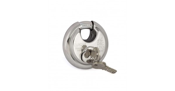 Best Price Of Europa Disc Padlock Twin Pack P 390 Tw Ss In