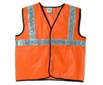Brite Eye Orange Safety Jacket
