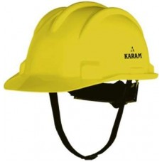 Karam 521 Construction Helmet  Safety Helmets - prices of tools from flipkart, amazon, snapdeal, tolexo, industrybuying, moglix