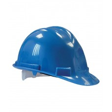 Safe Safety Helmet - Blue  Safety Helmets - tooldunia