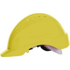 Saviour Hpsav FR SS1 Y Saviour Freedom with Ratchet HDPE -Yellow Construction Helmet  Safety Helmets - prices of tools from flipkart, amazon, snapdeal, tolexo, industrybuying, moglix