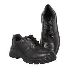 Tek-tron Black Leather Tiger Hill Safety Shoes  Safety Shoes - prices of tools from flipkart, amazon, snapdeal, tolexo, industrybuying, moglix