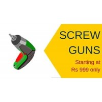 SCREW GUNS
