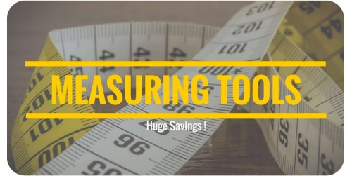 Measuring tools prices