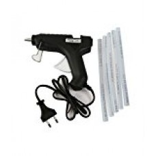 40w Glue Gun+Hot Glue Stick 5 pcs  Glue Guns Combos - prices of tools from flipkart, amazon, snapdeal, tolexo, industrybuying, moglix