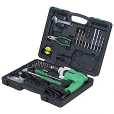 Hitachi 13 mm Impact Drill Tool Kit (Black)  Impact Driver - prices of tools from flipkart, amazon, snapdeal, tolexo, industrybuying, moglix