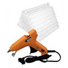 Manbhari 40 W Hot Melt Glue Gun with Glue Sticks  Glue Guns Combos - prices of tools from flipkart, amazon, snapdeal, tolexo, industrybuying, moglix