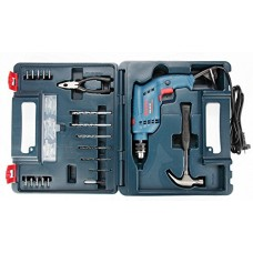 Bosch GSB 450 RE 10mm 450-Watt Impact Drill Smart Kit with Suitcase  Impact Driver - prices of tools from flipkart, amazon, snapdeal, tolexo, industrybuying, moglix