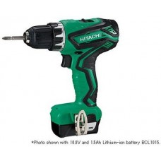 Hitachi 93104326 Cordless Drill Drive with 10.8 V Battery  Power Drills - prices of tools from flipkart, amazon, snapdeal, tolexo, industrybuying, moglix
