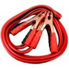 ACCESSOREEZ Car 500 Amp Heavy Duty Jumper Booster Cables 10 ft Battery Jumper Cable(Pack of 2)