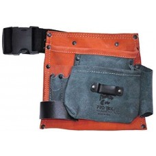Pro-Tech Leather Tool Holster  Tool Bags - prices of tools from flipkart, amazon, snapdeal, tolexo, industrybuying, moglix