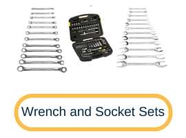 wrench and socket sets in Manufacturing Tools - Tooldunia