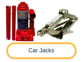 car jacks for automobile tyre change - Tooldunia